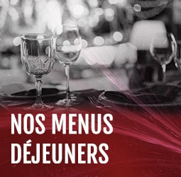 Menus déjeuners Cabaret Diner Spectacle Paris