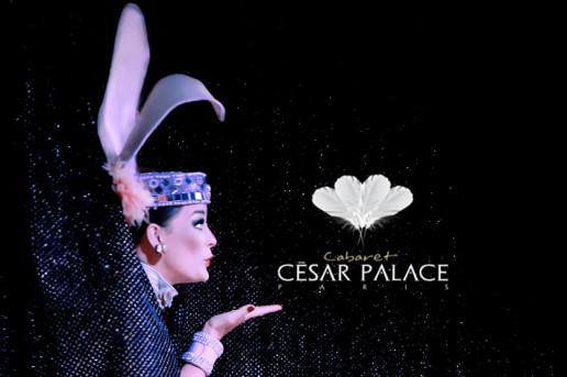 Spectacle Cabaret César Palace Paris