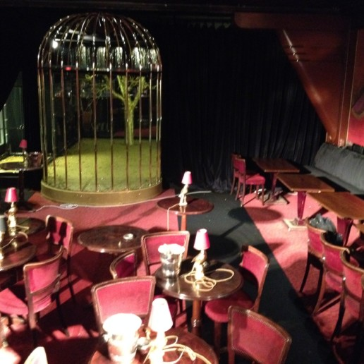 Cabaret César Palace Paris