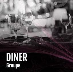 Diner de groupe Cabaret Diner Spectacle Paris