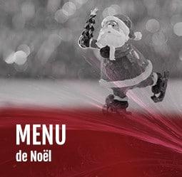 Menu de Noël Cabaret Diner Spectacle Paris